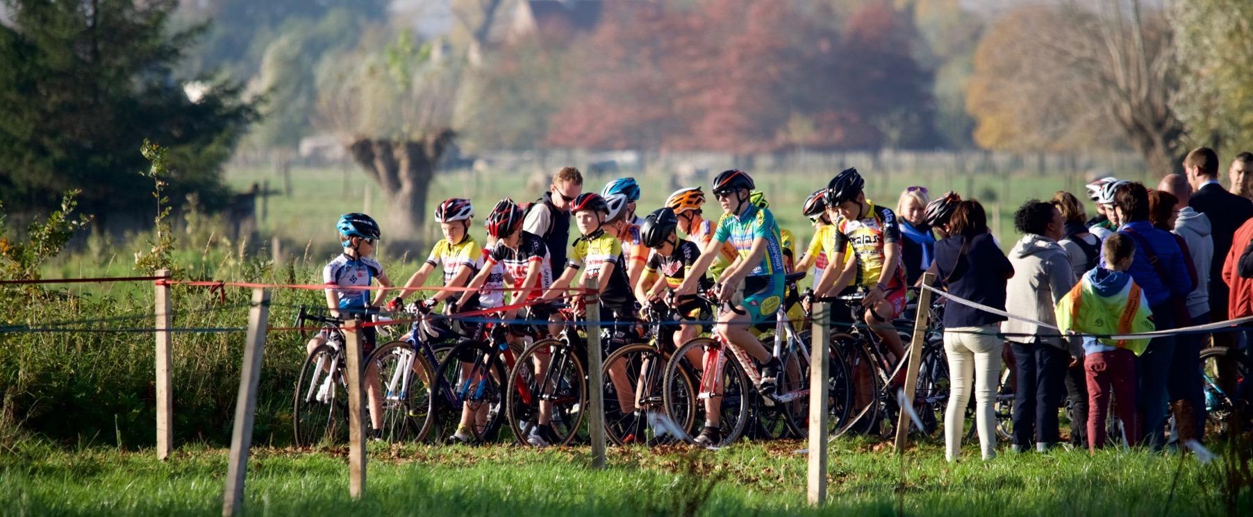 26. Cyclocross Beernem - 1 van 202