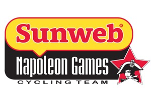 2013 2 Logo Sunweb - Napoleon Games