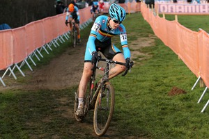 FRANCE CYCLOCROSS WORLD CUP LIGNIERES EN BERRY